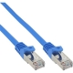Patchkabel, SF/UTP, Cat.5e, blau, 2m (72502B)