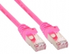 Patchkabel, SF/UTP, Cat.5e, pink, 2m (72502M)